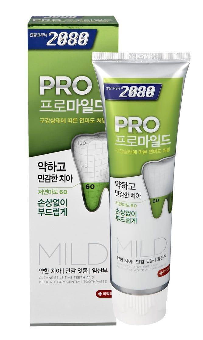 Купить со скидкой Зубная Паста 2080 Мягкая Защита Для Чувствительных Зубов И Десен