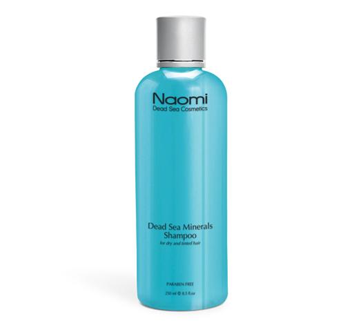 Dead Sea Minerals Shampoo Шампунь С Минералами Мертвого Моря Для Сухих И Окрашенных Волос Naomi