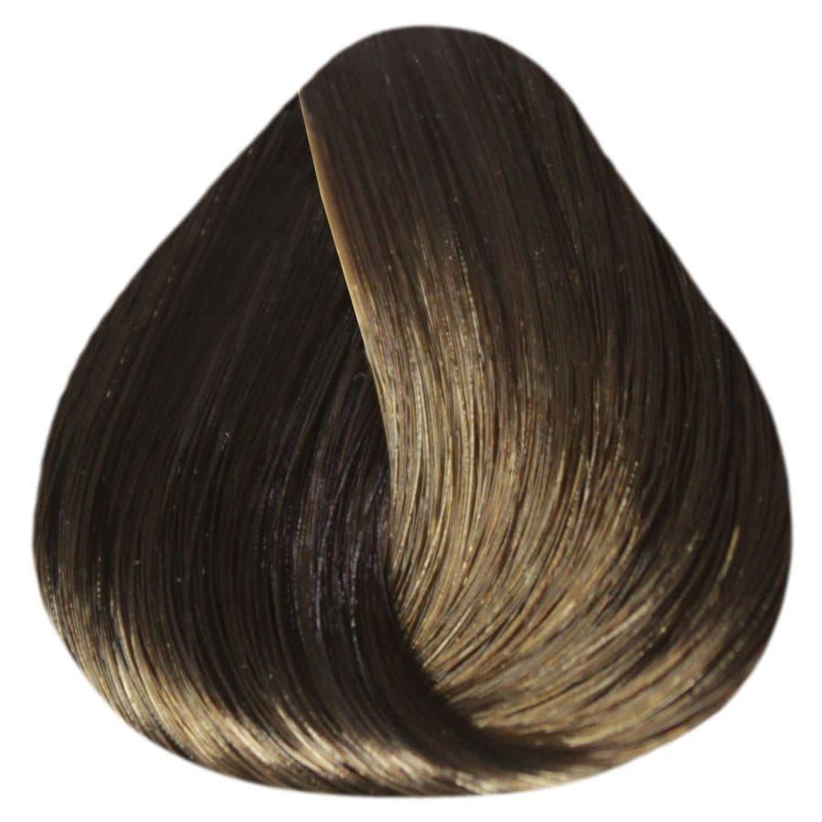 Темно-русый пепельный цвет волос фото эстель