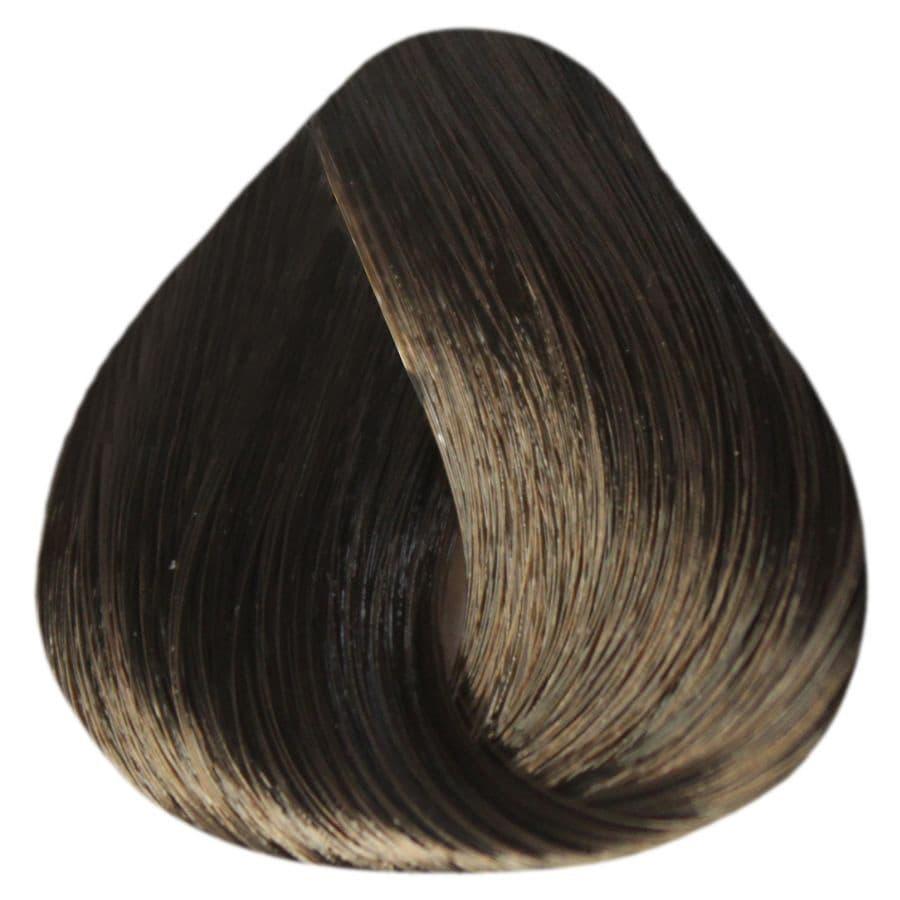 Princess Essex Крем-КраскаКраски для волос<br>В основе всех красок PRINCESS ESSEX лежат инновационные технологии  способствующие равномерному распределению и глубокому проникновению искусственного красящего пигмента  Поэтому волосы максимально долго не теряют приобретенный цвет  остаются яркими и блестящими до следующего окрашивания<br>Type: № 5/71 Светлый шатен коричнево-пепельный /Ледяной коричневый/;