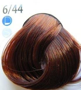 De Luxe Краска Для ВолосКраски для волос<br>Эстель Делюкс палитра с 2012 года включает в себя 140 оттенков  Эта краска для волос  которая изготовлена отечественным производителем  Используя эту краску  вы получите глубокий цвет  стойкость окрашивания  а также сможете насладиться фантастическим блеском Ваших волос  Краска для волос Эстель Делюкс предназначена для тонких  ослабленных волос  Она создана на основе хромоэнергетического комплекса  Это значит  что в состав краски входить специальная эмульсия  которая служит для защиты волос во время окрашивания  Основою комплекса является коктейль  в котором содержатся экстракт каштана  хитозан  а также витамины и микроэлементы  Благодаря этому Эстель Делюкс оказывает лечебное воздействие на Ваши волосы и заботится об их структуре  Используя ее  Ваши волосы будут выглядеть живыми и здоровыми  Эстель Делюкс - это краска  которая легко смешивается  Ее можно просто и быстро нанести на волосы  А также она считается экономичной в использовании  Ее расход становит - 60г  для средней густоты волос и длиной до 15 см  Эту краску можно использовать как и в профессиональных салонах  так и в домашних условиях<br>Type: № 6/44 Темно-русый медный интенсивный;
