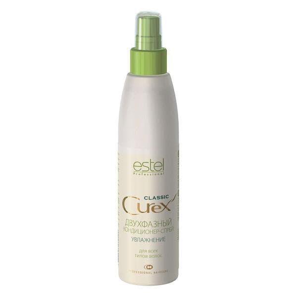 Купить Curex Classic Двухфазный Кондиционер - Спрей Для Волос - Увлажнение 200 Мл, Estel