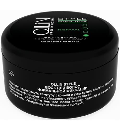 Ollin Professional Style Воск Для Волос Нормальной Фиксации