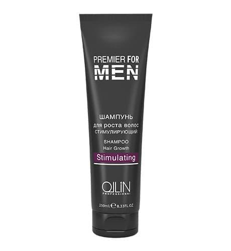 Ollin Professional Premier For Men Шампунь Для Роста Волос Стимулирующий