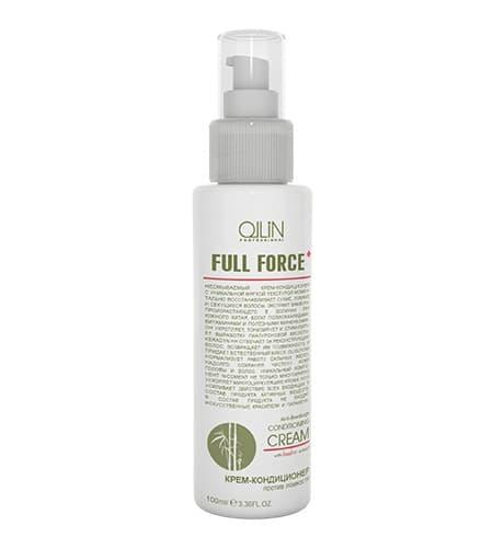Ollin Professional Full Force Крем-Кондиционер Против Ломкости С Экстрактом Бамбука