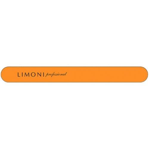 Купить со скидкой Пилка Color Для Ногтей Оранжевая Прямая 180180