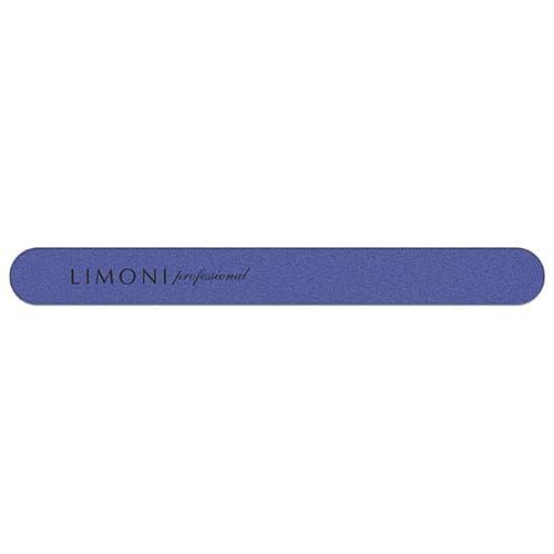 Пилка Color Для Ногтей Синяя Прямая 120120