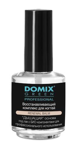 Domix Green Renewal Balm Восстанавливающий Комплекс Для Ногтей