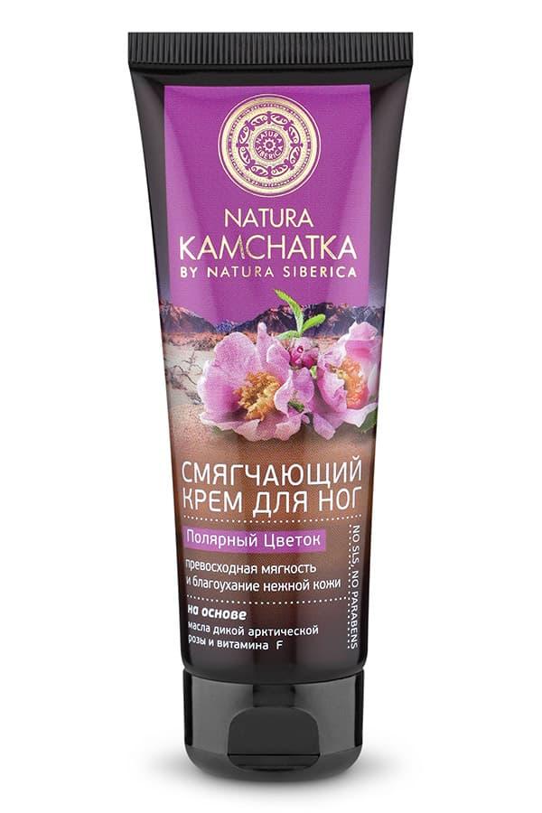 Natura Siberica Natura Kamchatka Крем Для Ног Полярный Цветок Мягкость И Благоухание Нежной Кожи