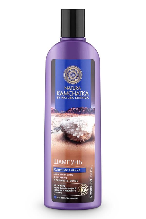 Купить со скидкой Natura Kamchatka Северное Сияние Шампунь Для Волос Свежесть Волос