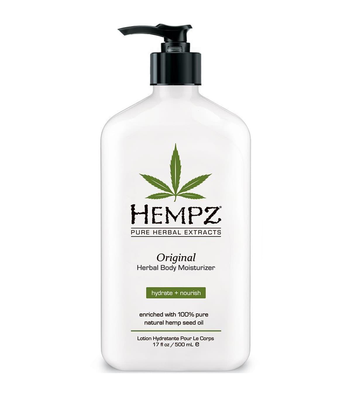 Hempz Original Herbal Body Moisturizer Молочко Для Тела Увлажняющее