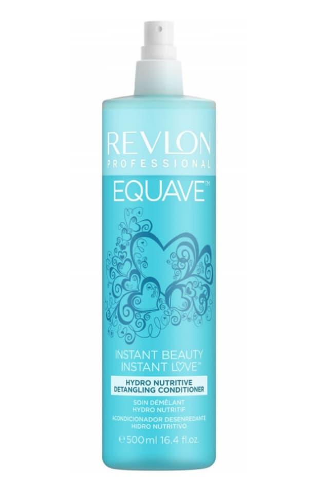 Revlon Professional Equave Instant Beauty Hydro Nutritive Несмываемый Разглаживающий Кондиционер