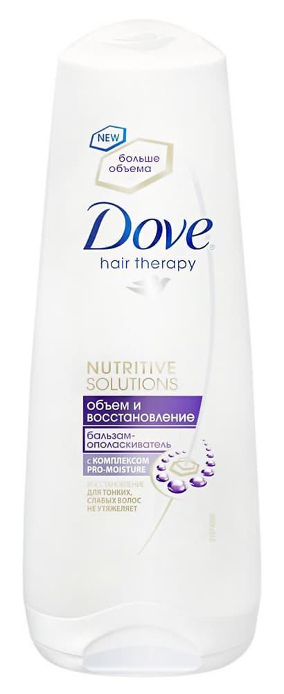 Dove Объём И Восстановление Бальзам-Ополаскиватель