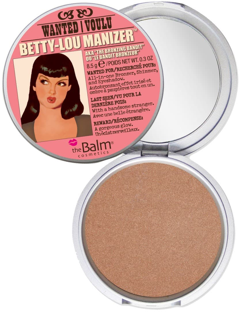 The Balm Batty Lou Manizer Хайлайтер