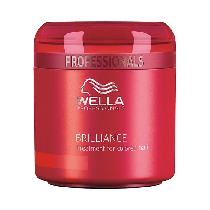 Wella Professionals Brilliance Маска Для Окрашенных Нормальных Волос
