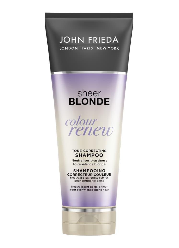 Sheer Blonde Colour Renew Шампунь Для Восстановления И Поддержания Оттенка Осветленных Волос