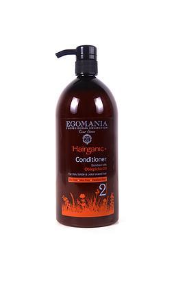 Egomania Hairganic Кондиционер С Маслом Облепихи Для Тонких Ломких И Окрашенных Волос