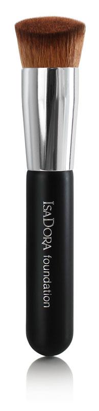 Isadora Perfect Face Brush Кисть Для Тонального Крема И Пудры