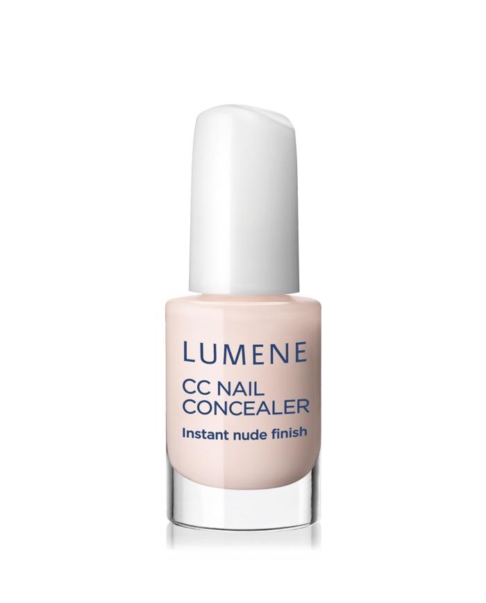 Lumene Gloss  Care Сс-Консилер Для Ногтей 3В1