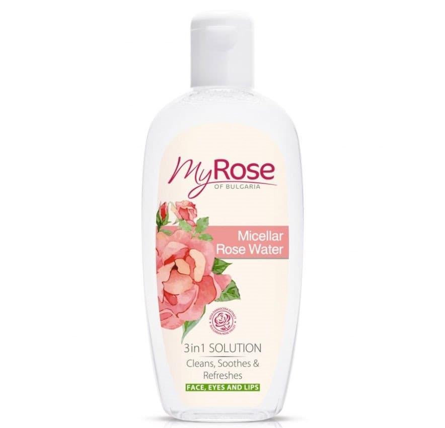 My Rose Of Bulgaria Micellar Rose Water Мицеллярная Розовая Вода