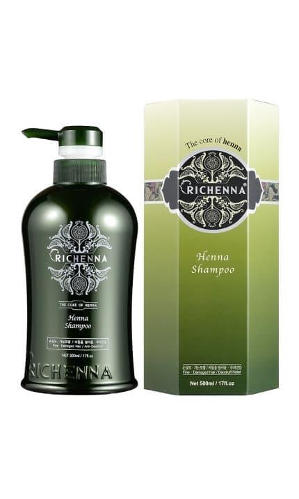 Henna Shampoo Шампунь Восстанавливающий С Хной