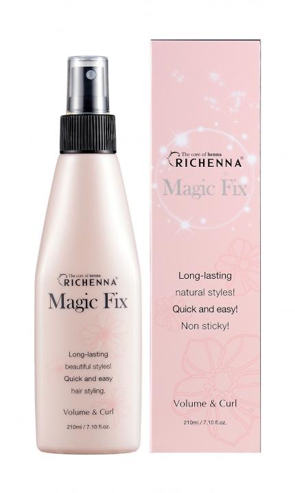 Richenna Magic Fix Спрей Для Моделирования Длительной Фиксации