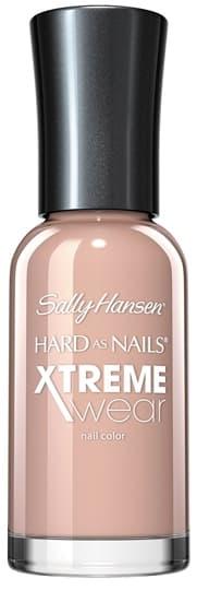 Hard As Nails Xtreme Wear Лак Для НогтейЛак для ногтей<br>Палитра оттенков лака для ногтей Sally Hansen  Hard As Nails Xtreme Wear Nail Color  отражает тенденции молодежной моды  Лак обеспечивает стойкий блестящий маникюр  который держится до 7 дней  Содержит биоактивное стекло  обеспечивающее прочное сцепление лака с ногтевой пластиной<br>Type: № 105;