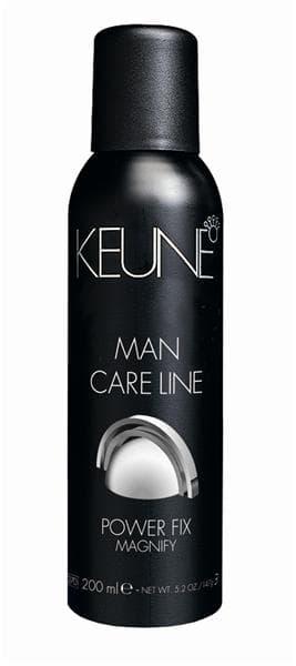 Care Line Men Лак Для МужчинУход и стайлинг<br>Лак для мужчин CARE LINE MEN от KEUNE  ПРЕДНАЗНАЧЕНИЕ  Идеальный спрей для мужчин  который очень устойчив к влажности  Новые полимеры гарантирует лучшую фиксацию  Укрепляющий горный хрусталь и минералы кондиционируют и защищают волосы  В результате Ваши волосы выглядят ухоженными и блестящими  при сильной фиксации  Спрей создан для создания индивидуального стиля  КАК РАБОТАЕТ  Сверх сухая формула  высыхает мгновенно  Входящие в состав горный хрусталь и минералы укрепляют и кондиционирует волосы  Очень прост в использовании  Невесомая формула  не утяжеляет волосы  Легко счесывается  Добавляет блеска волосам  Фактор фиксации 16<br>Type: 200 мл;