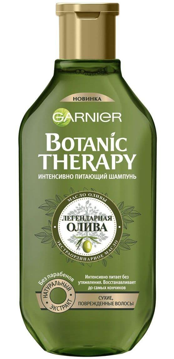 Garnier Botanic Therapy Легендарная Олива Шампунь Для Волос