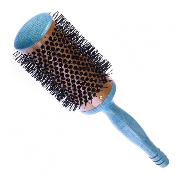 Термобрашинг Breeze Керамическое Покрытие Прямая Нейлоновая Щетина D55 Х 72МмДля волос<br>Термобрашинг BREEZE керамическое покрытие прямая нейлоновая щетина  диаметр 55 х 72мм<br>