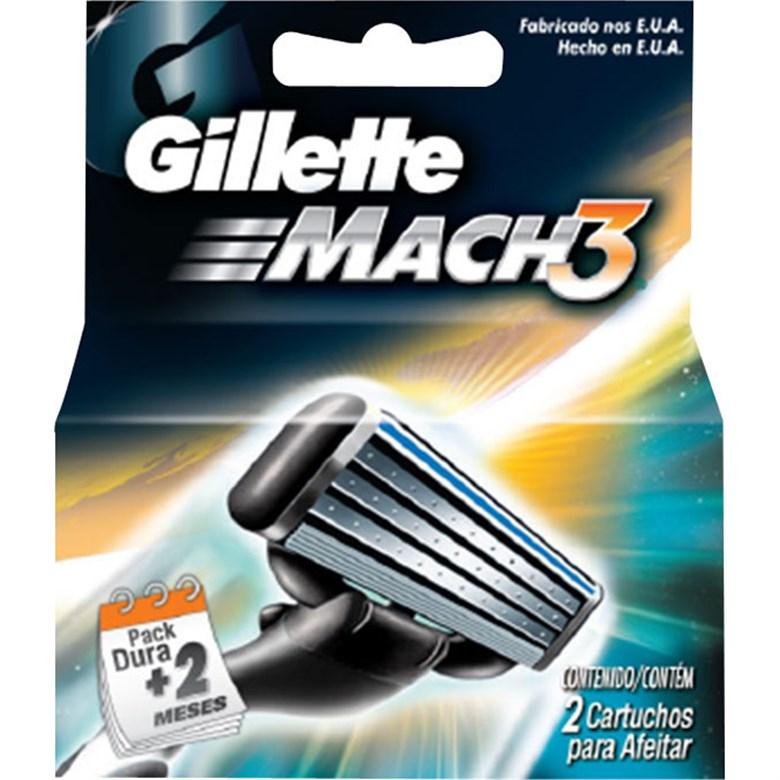 Mach3 Сменные КассетыСтанки для бритья<br>Сменная кассета  Gillette Mach3  - это бритвенная система с запатентованным тройным лезвием DLC для легкого скольжения  смазывающей полоски с индикатором и эластичным гребнем для натяжения кожи  Три лезвия специально установлены на разных уровнях таким образом  чтобы брить еще чище всего одним движением<br>Type: 2 шт;