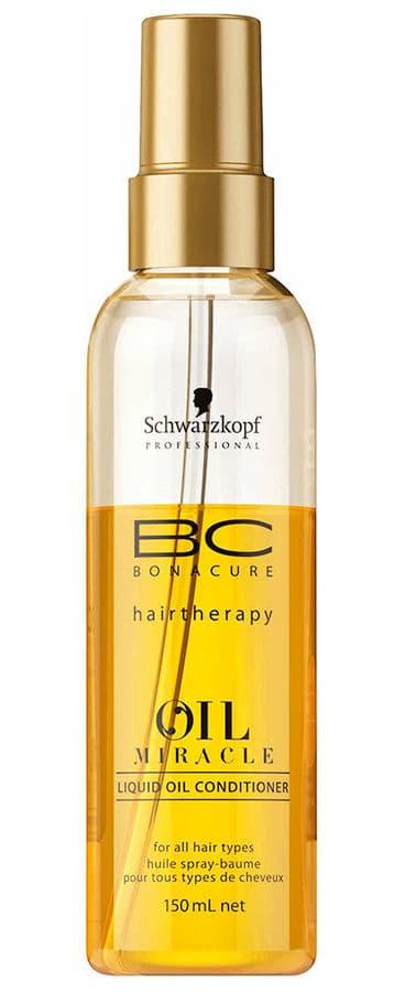 Schwarzkopf Professional Bonacure Спрей-Кондиционер Золотое Сияние С Аргановым Маслом