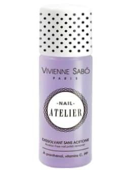 Vivienne Sabo Nail Atelier Жидкость Для Снятия Лака Без Ацетона