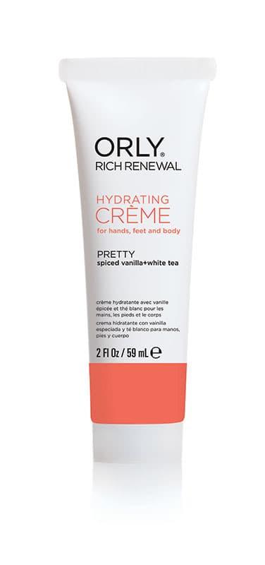 Orly Rich Renewal Hydrating Creme Крем Ультра-Увлажняющий Для Рук Ног И Тела