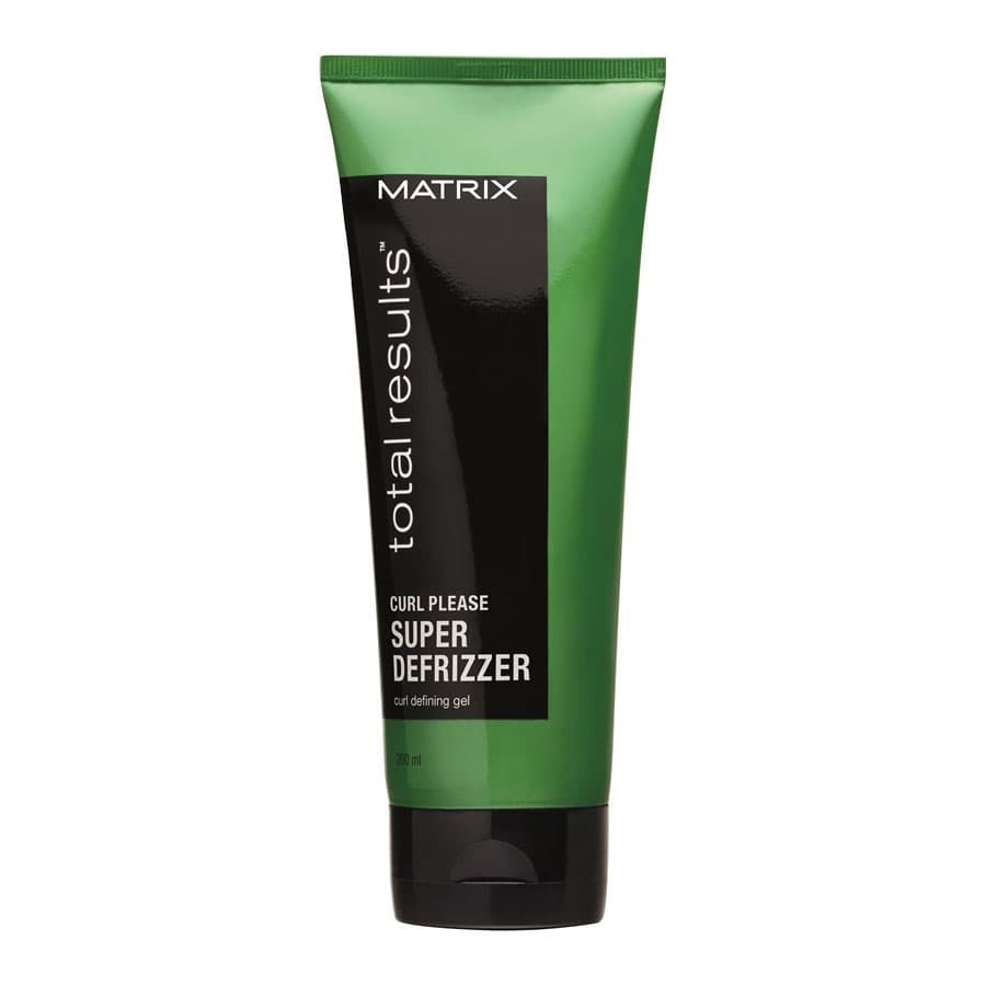 Matrix Total Results Curl Please Super Defrizzer Гель Для Вьющихся Волос