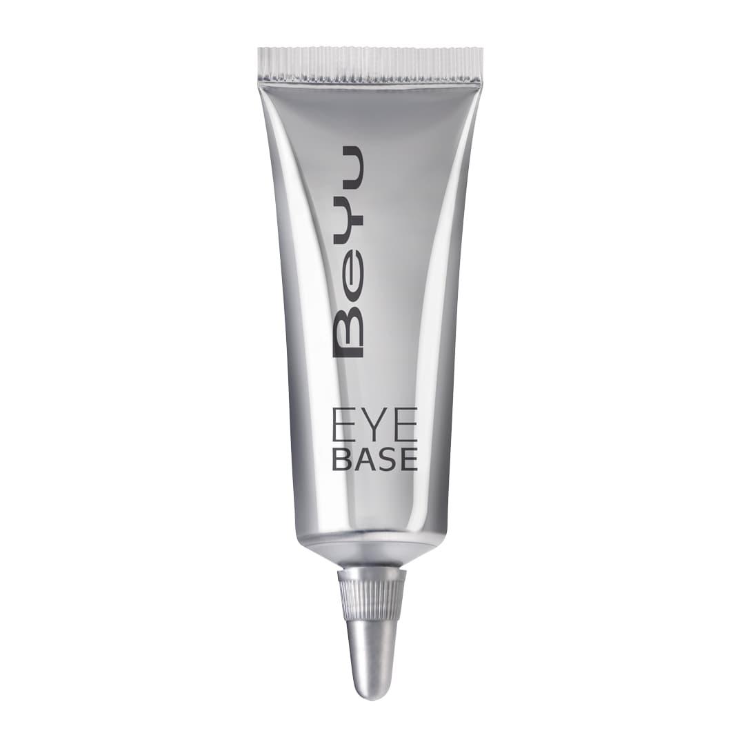 Eye Base Крем-База Для ГлазБаза для теней<br>Основа под тени BeYu Eye Base является залогом свежего и стойкого мейкапа глаз на протяжении многих часов  Витамин Е и экстракт ромашки смягчает и защищает чувствительную зону вокруг глаз  кремовая текстура и нейтральный цвет скрывают несовершенства кожи  создавая идеальное веко для нанесения теней  Используйте базу также для усиления стойкости макияжа с использованием карандаша или подводки для глаз<br>