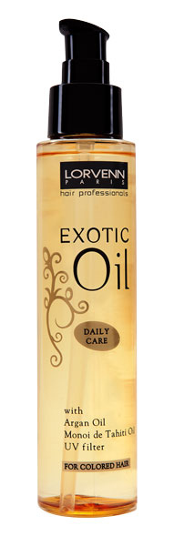 Exotic Oil Daily Care Масло Для Волос Регулярный Уход