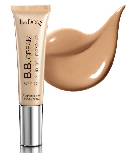 All-In-One Make-Up Spf12 Bb КремBB и CC кремы<br>Многофункциональный All-in-One Make-up обеспечит вашу кожу не только отличной базой и оттенком  он также подарит бережный уход и увлажнение  Благодаря наличию в формуле фактора SPF 12 лицо будет защищено от пагубного влияния солнечных лучей  Кроме того  BB крем оснащен новой качественной помпой  которая предотвращает попадание внутрь воздуха и болезнетворных бактерий  поскольку вам не надо набирать его руками  Наносить тонирующее средство на лицо можно разными способами  ведь оно имеет прекрасно разработанную консистенцию  Результат - красивая кожа  сияющая здоровьем<br>Type: № 14;