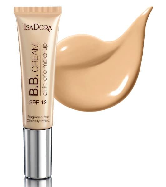 Isadora All-In-One Make-Up Spf12 Bb Крем